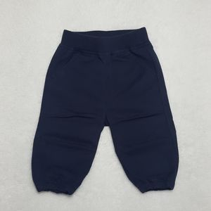 NEW Hanna Andersson infant boys' canvas joggers